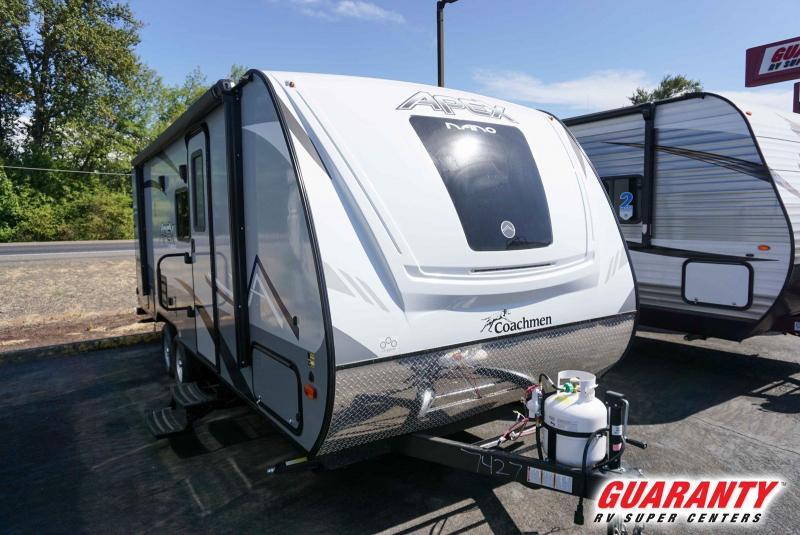 2020 Coachmen Apex Nano 208BHS - Guaranty RV Trailer and Van Center - T40694