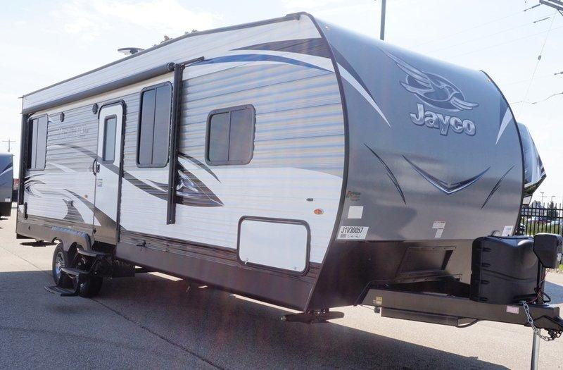 2018 Jayco Octane Super Lite 273 - 12489  - Burlington RV Superstore