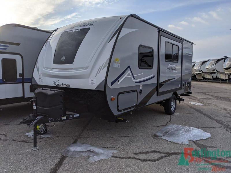 2020 Coachmen Apex Nano 191RBS - Sturtevant, WI - 13822  - Burlington RV Superstore