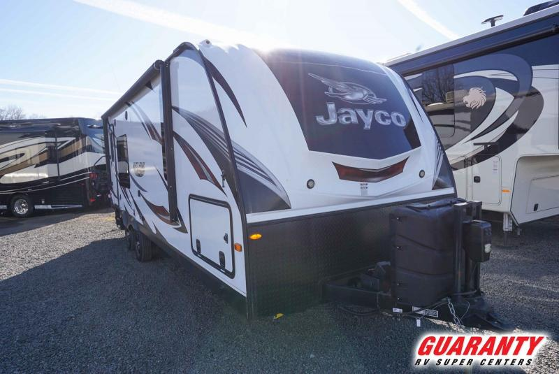 2017 Jayco White Hawk 24RKS - Guaranty RV Trailer and Van Center - T40271A