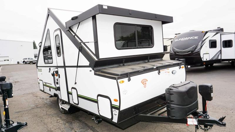 2020 Forest River Rockwood A214HW - Guaranty RV Trailer and Van Center - T40294