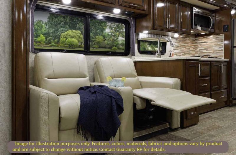 2020 Thor Motor Coach Miramar 35.2 - Guaranty RV Motorized - M39853