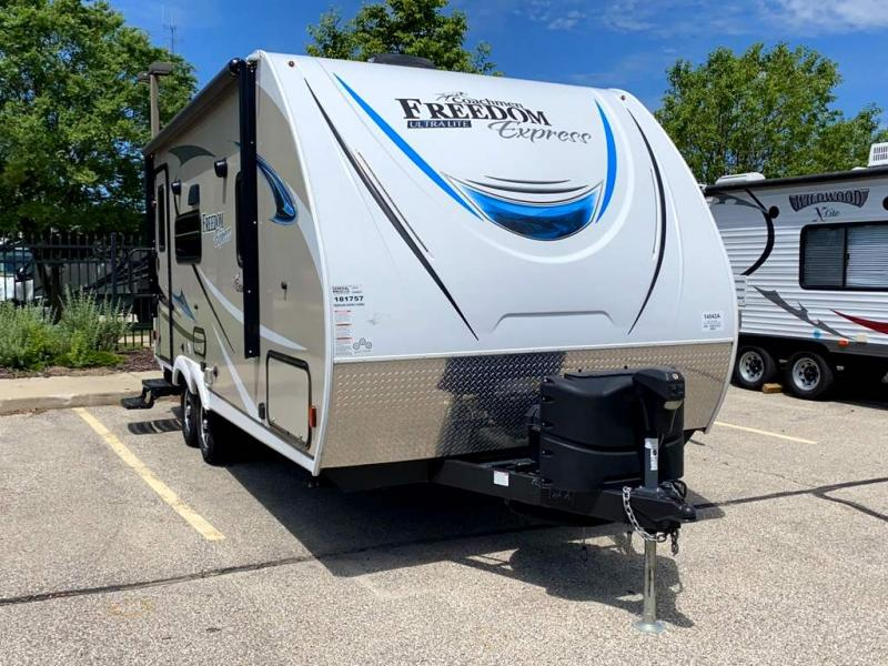 2019 Coachmen Freedom Express Ultra-Lite 192RBS - Sturtevant, WI - 14042A  - Burlington RV Superstore