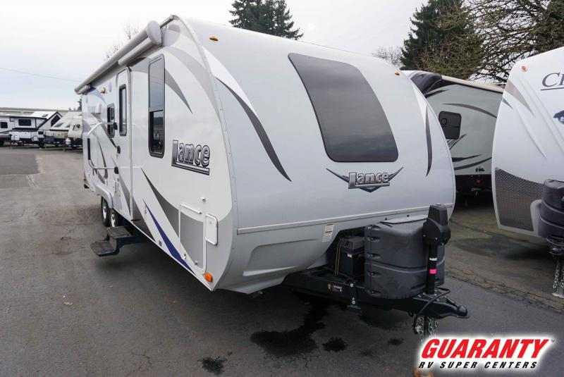 2015 Lance Lance 2295 - Guaranty RV Trailer and Van Center - M38561B