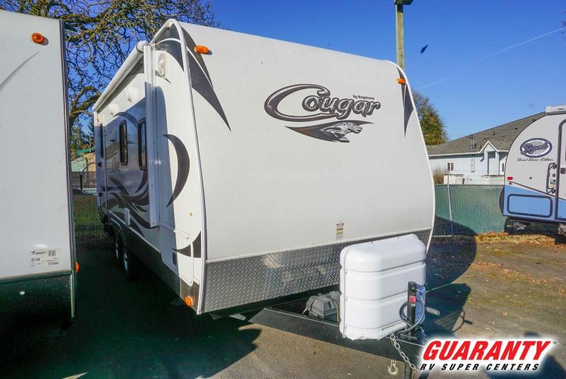 2013 Keystone Cougar 21RBS - Guaranty RV Trailer and Van Center - T41069A