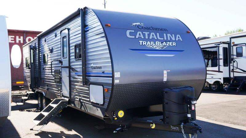 2020 Coachmen Catalina Trail Blazer 29THS - Guaranty RV Fifth Wheels - T40399