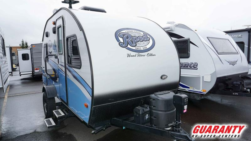 2018 Forest River R-pod -177 - RV Show - T38857A