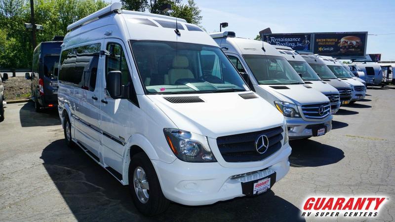 2019 Roadtrek Ss AGILE - Guaranty RV Trailer and Van Center - T39280A