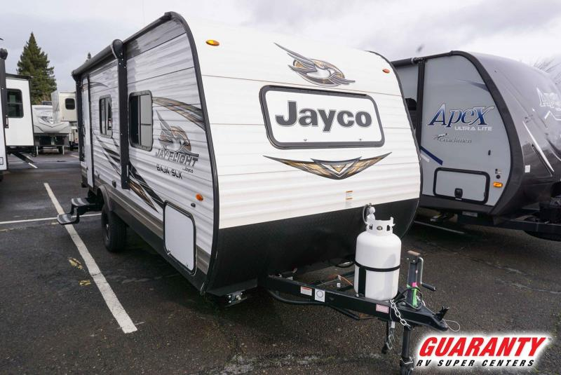 2019 Jayco Jay Flight SLX 7 195RB - Guaranty RV Trailer and Van Center - T40630A