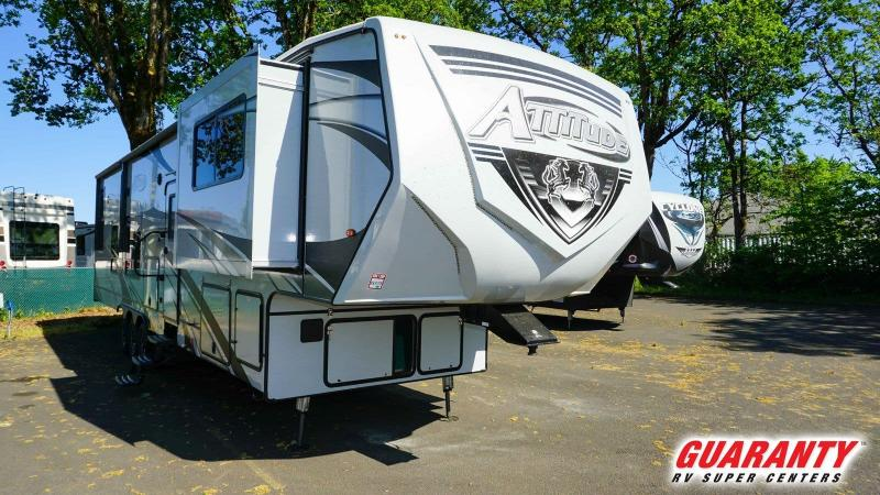 2020 Eclipse Attitude Wide Body 35GSG - Guaranty RV Fifth Wheels - T40504