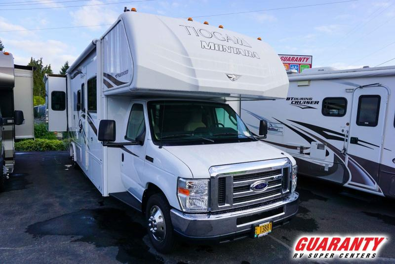 2013 Fleetwood Tioga 31M - Guaranty RV Motorized - T40808A