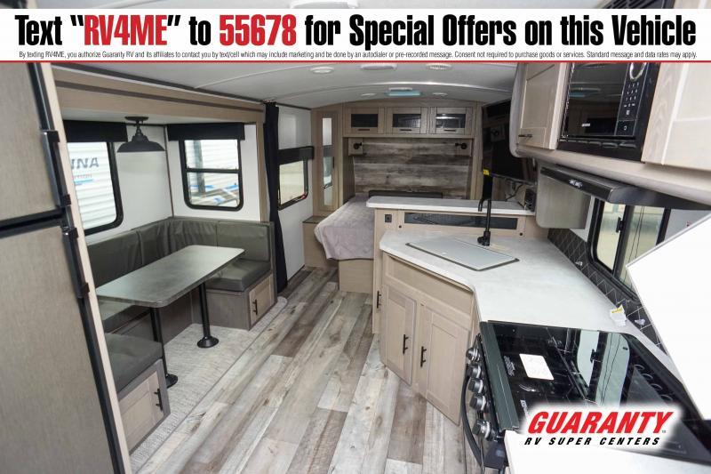 2021 Heartland Sundance Ultra-Lite 221 RB - Guaranty RV Trailer and Van Center - T42651