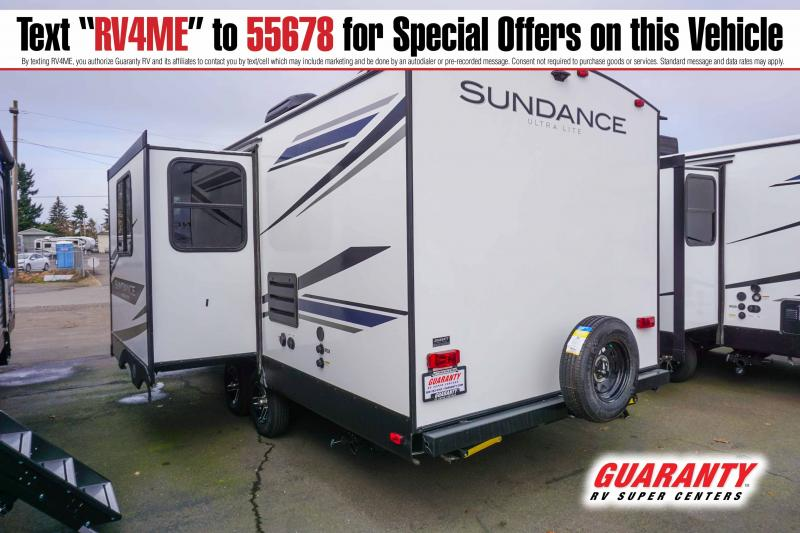 2021 Heartland Sundance Ultra-Lite 221 RB - Guaranty RV Trailer and Van Center - T42651
