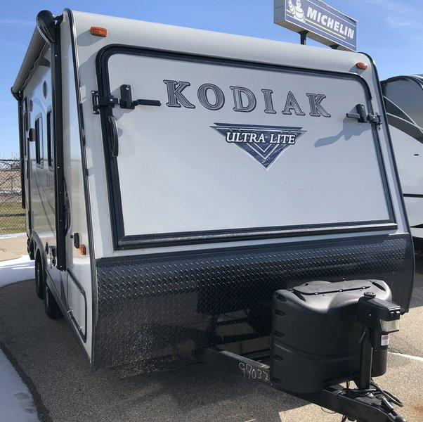 2018 Dutchmen Kodiak 186E - 12719A  - Burlington RV Superstore
