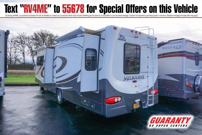 2008 Jayco Melbourne 26A - Guaranty RV Motorized - PM43252