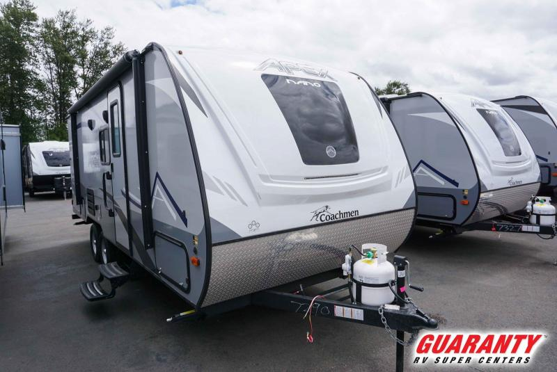 2020 Coachmen Apex Nano 208BHS - RV Show - T40615
