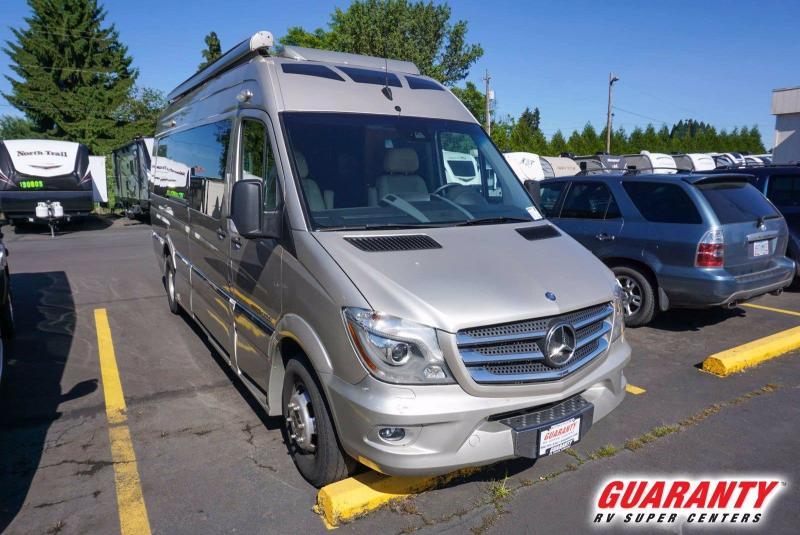2015 Roadtrek CS Adventurous - Guaranty RV Trailer and Van Center - M39457A