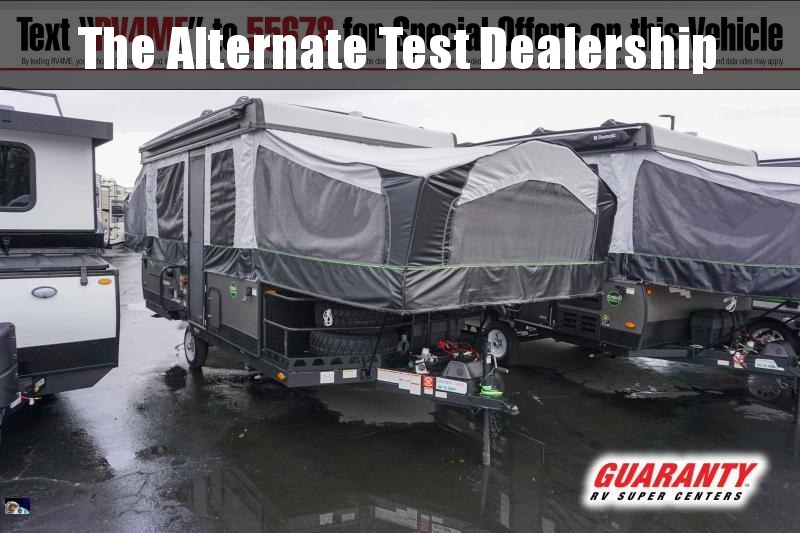 2021 Forest River Rockwood Extreme Sports Package 2280BHESP - Guaranty RV Trailer and Van Center - T42557