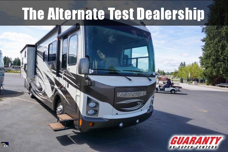2009 Damon Motor Coach Astoria 3776 - Guaranty RV Motorized - M38231B