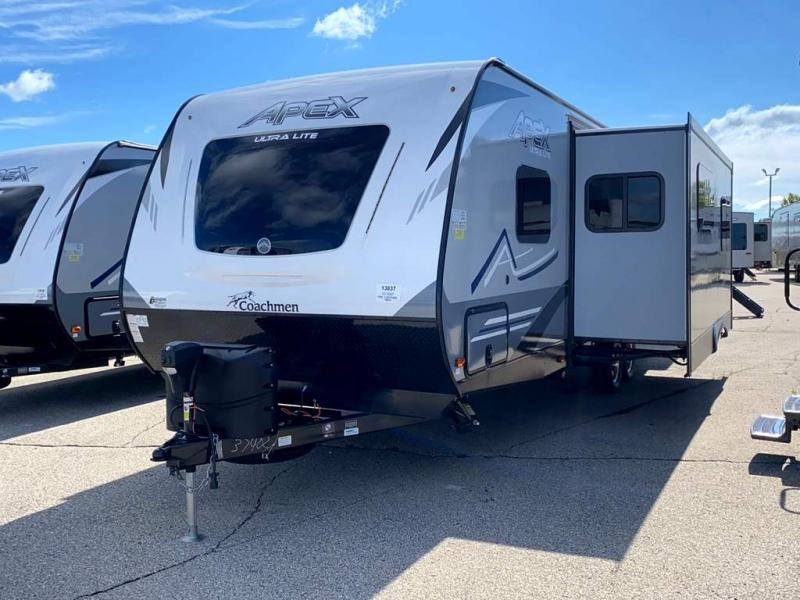 2020 Coachmen Apex Ultra Lite 265RBSS - Sturtevant, WI - 13837  - Burlington RV Superstore