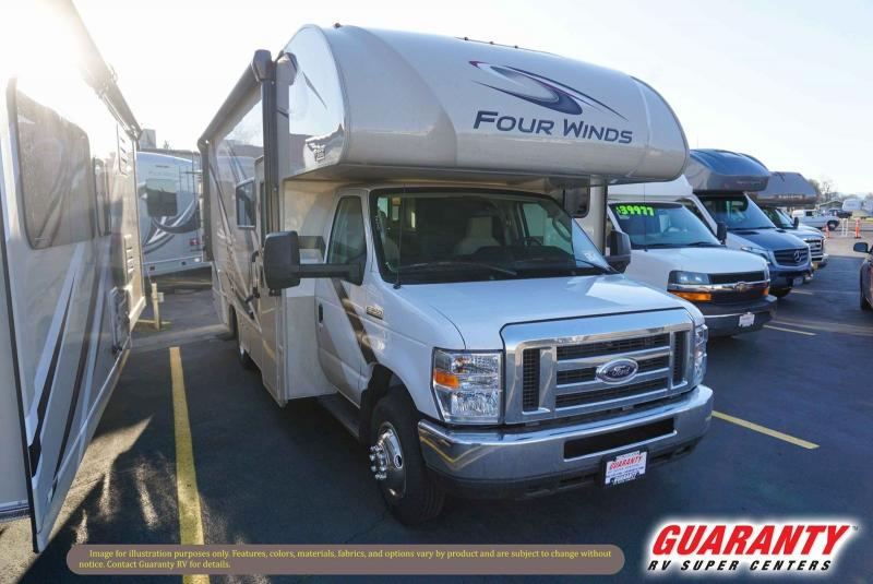 2020 Thor Motor Coach Four Winds 24F - Guaranty RV Motorized - M40665   Oregon RVs for Sale   Guaranty RV Super Centers