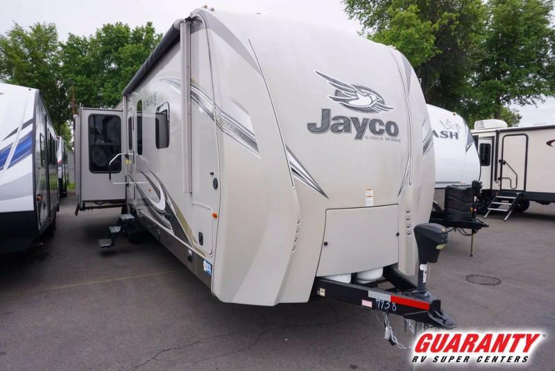 2018 Jayco Eagle 322RLOK - Guaranty RV Trailer and Van Center - PT3874