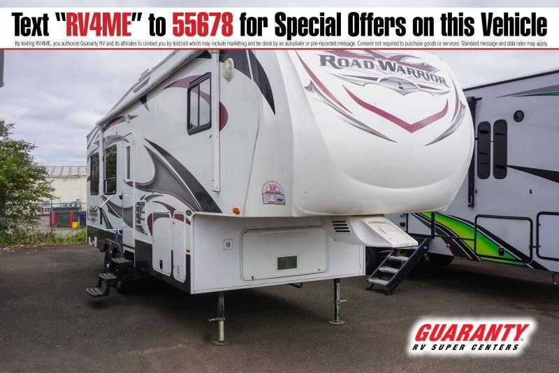 2012 Heartland Road Warrior 281 - Guaranty RV Fifth Wheels - T41382A