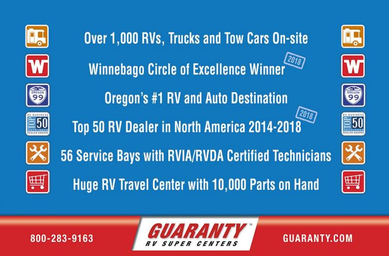 2018 Sylvansport Sylvansport GO - T38634 | Oregon RVs for Sale | Guaranty RV Super Centers