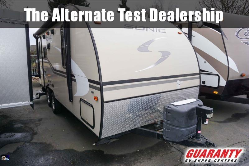 2015 KZ Sonic 200 - Guaranty RV Trailer and Van Center - 3T40721B