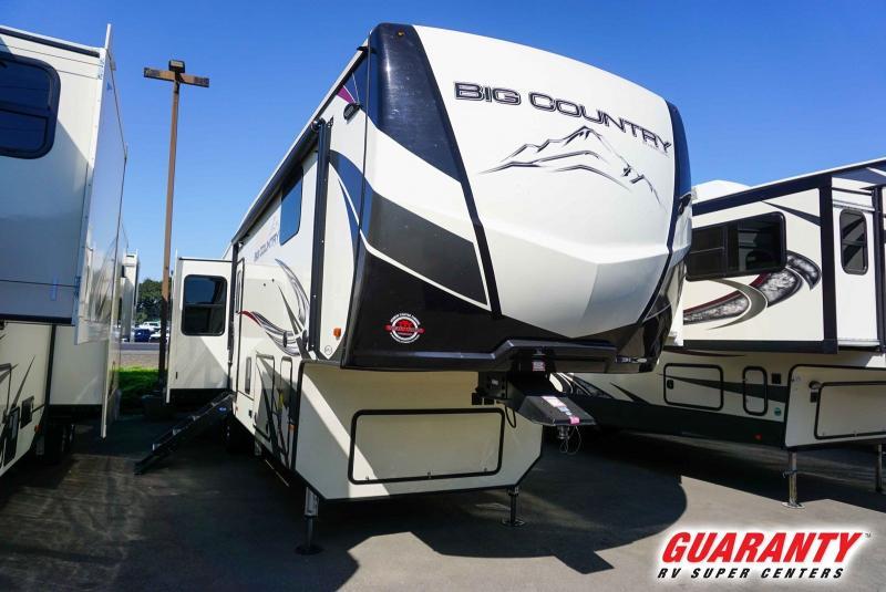 2020 Heartland Big Country 3560 SS - Guaranty RV Fifth Wheels - T40918