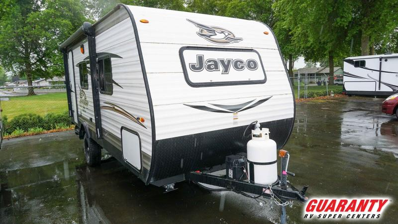 2017 Jayco Jay Flight Slx 195RB - Guaranty RV Trailer and Van Center - T39215A