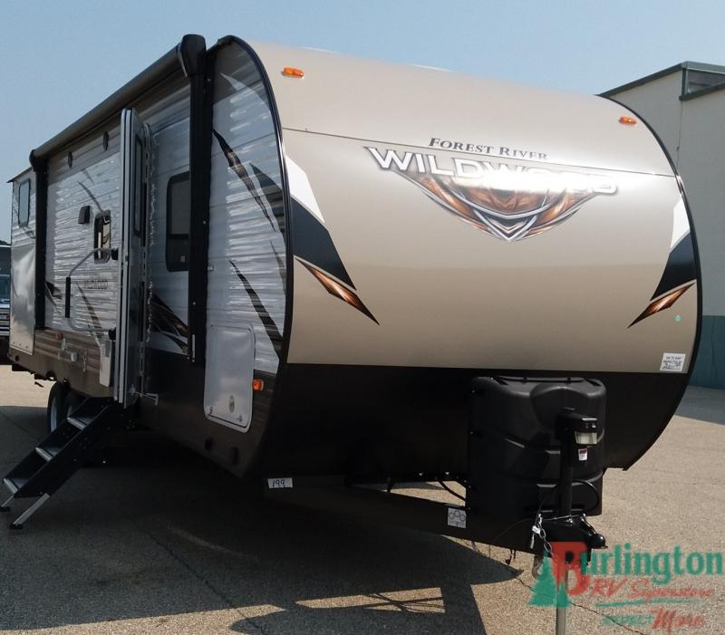 2019 Forest River Wildwood 30KQBSS - BRV - 13152  - Burlington RV Superstore