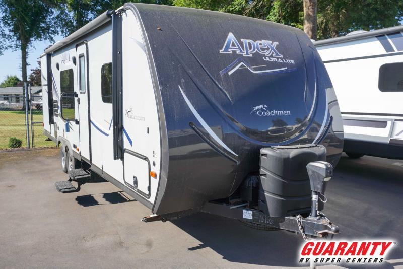 2019 Coachmen Apex Ultra Lite 251RBK - Guaranty RV Trailer and Van Center - 4M39405B