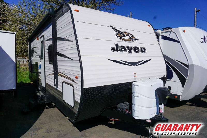 2017 Jayco Jay Flight SLX 245RLSW - Guaranty RV Trailer and Van Center - M40315B
