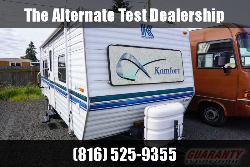 2001 Thor Motor Coach Komfort T23RB - Pre-Auction Specials - WT40858A