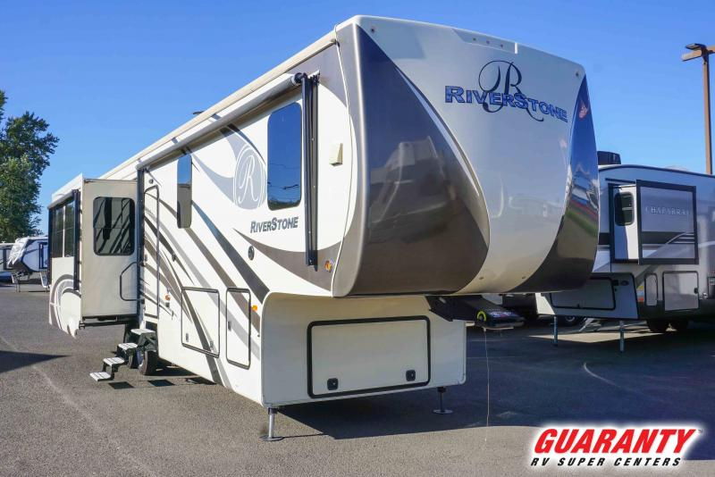 2017 Forest River Riverstone 37RL - Guaranty RV Fifth Wheels - 1T42015A