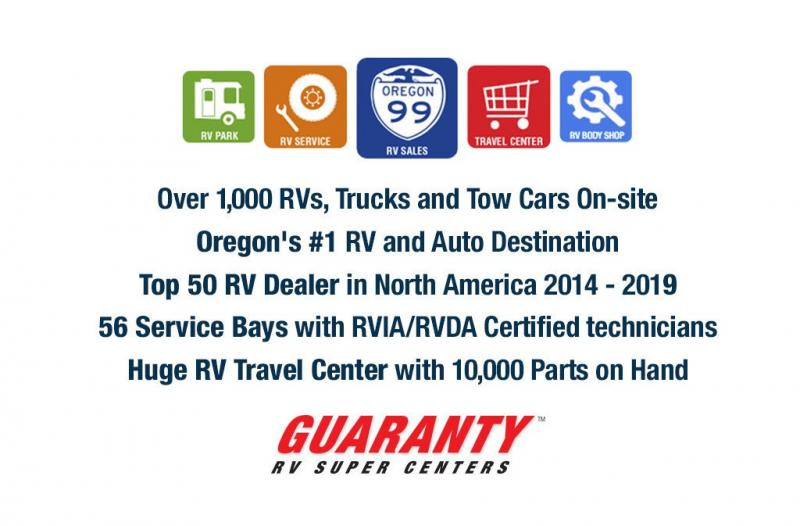 2018 Jayco Jay Flight SLX8 212QBW - Guaranty RV Trailer and Van Center - T41243A | Oregon RVs for Sale | Guaranty RV Super Centers