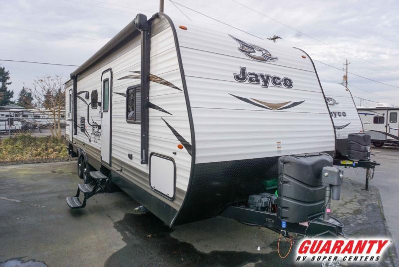 2018 Jayco Jay Flight SLX8 287BHSW - Guaranty RV Trailer and Van Center - T40818A
