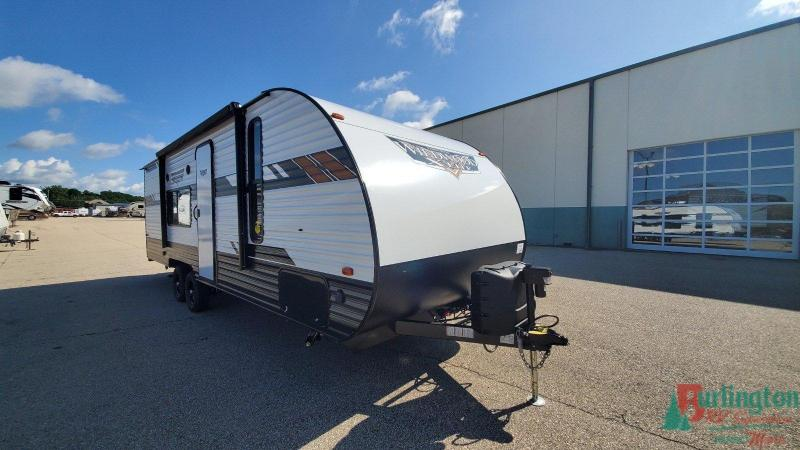 2020 Forest River Wildwood X-Lite 261BHXL - Sturtevant, WI - 13412  - Burlington RV Superstore