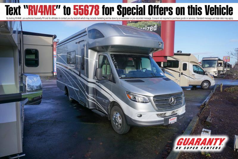 2021 Winnebago Navion 24D - Guaranty RV Motorized - M42044