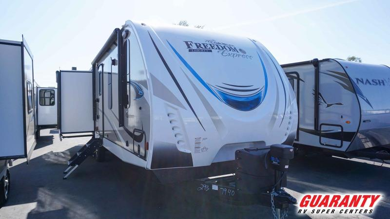 2019 Coachmen Freedom Express Liberty Edition 293RLDSLE - Guaranty RV Trailer and Van Center - T39636