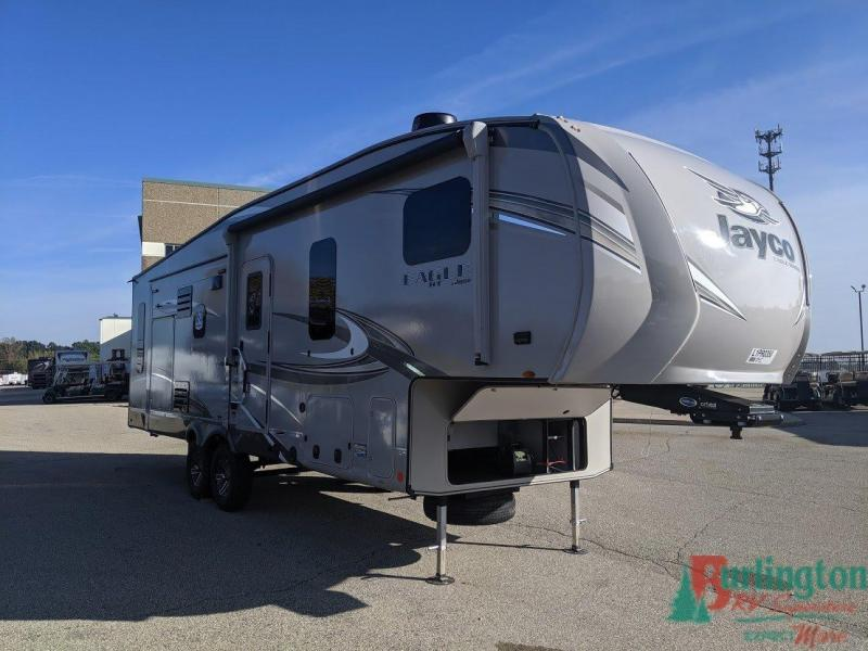 2020 Jayco Eagle HT 28.5RSTS - Sturtevant, WI - 13679  - Burlington RV Superstore