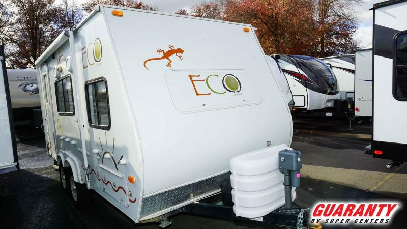 2008 Dutchmen Eco 718QB - Guaranty RV Trailer and Van Center - T39862A