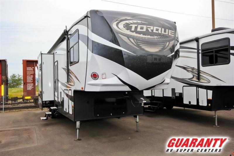 2018 Heartland Torque 365 - Guaranty RV Fifth Wheels - T37217