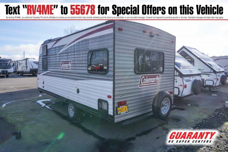 2020 Dutchmen Coleman Lantern LT 17RD - Guaranty RV Trailer and Van Center - T42208A