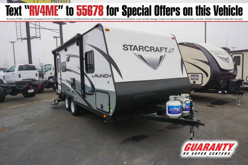 2018 Starcraft Launch Ultra Lite 21FBS - Guaranty RV Trailer and Van Center - PT3985