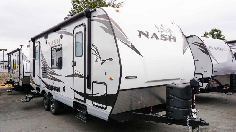 2019 Northwood Nash 24M - Guaranty RV Trailer and Van Center - T40404