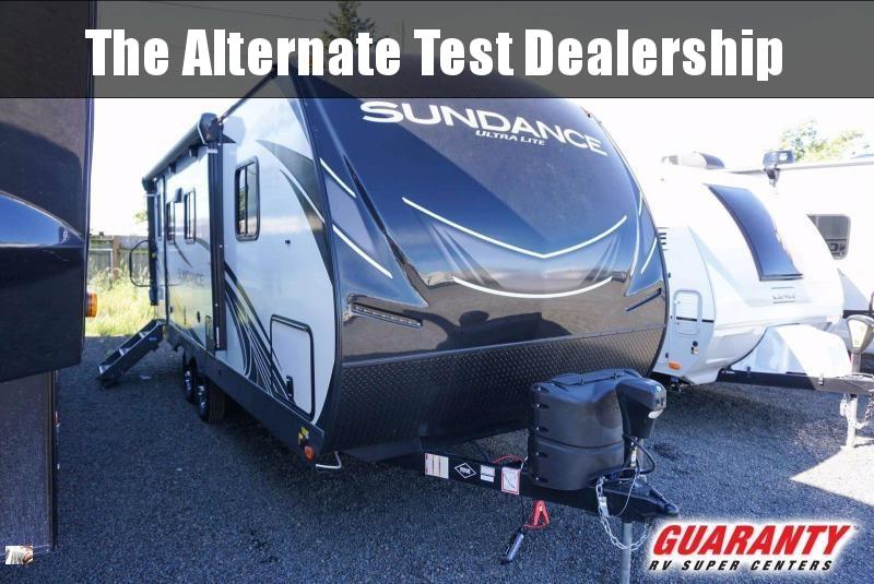 2021 Heartland Sundance Ultra-Lite 221 RB - Guaranty RV Trailer and Van Center - T41249