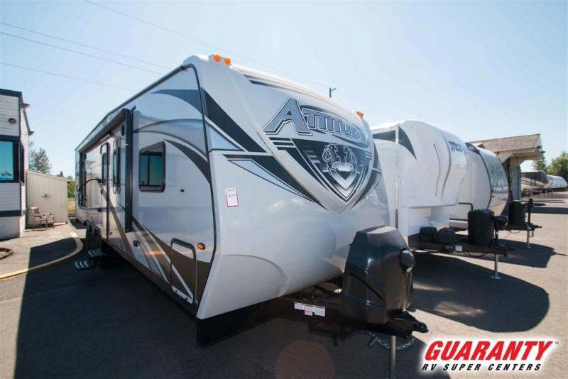 2019 Eclipse Attitude Wide Lite 32IBG - Guaranty RV Fifth Wheels - T37898