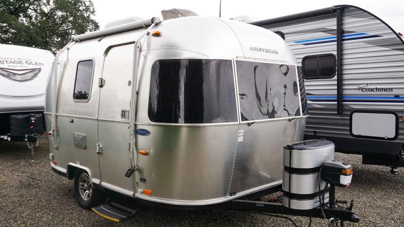 2011 Airstream Bambi 16 - Guaranty RV Trailer and Van Center - T40375A